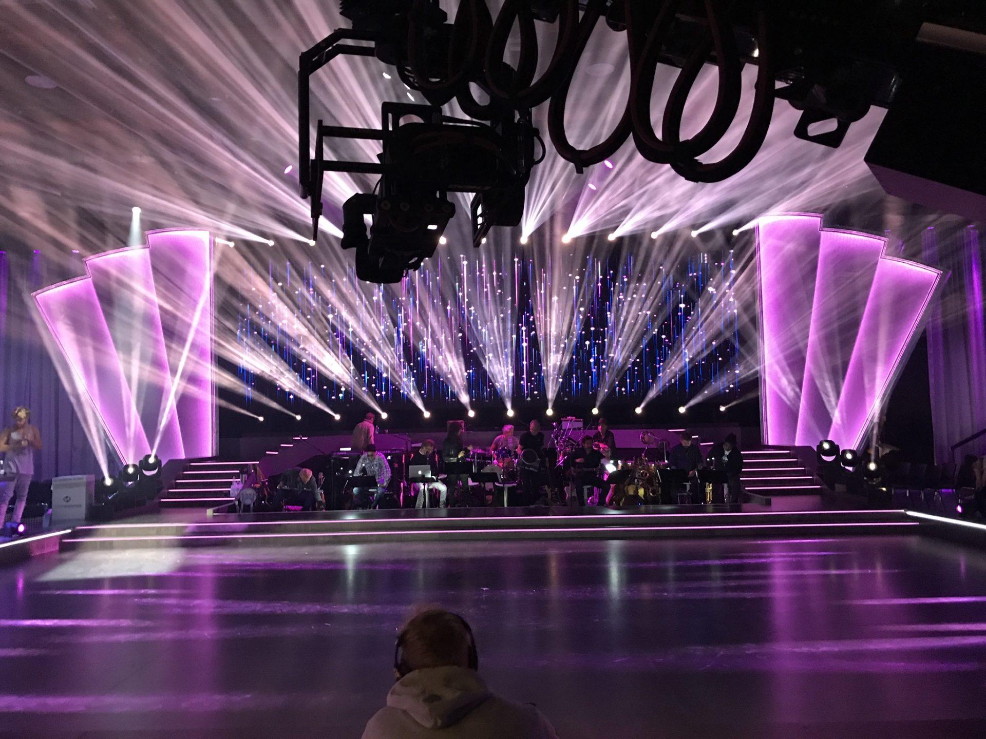 LED-belysning til TV-shows | +30 års erfaring | Instalight ApS